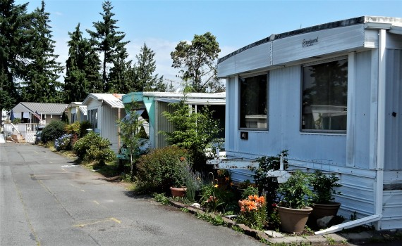 Halcyon Trailer Park also in north Seattle serves seniors and continues to thrive but for how much longer without adequate protections