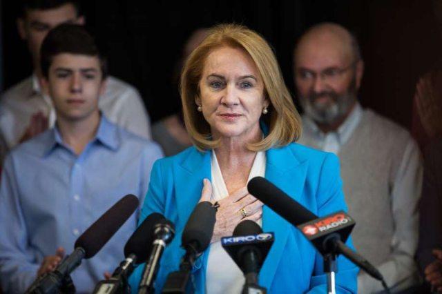 Jenny Durkan election night