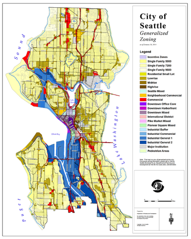 New state law requires cities (including Seattle) to
